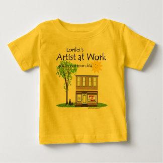 Artist at Work Infant/Toddler T-Shirt