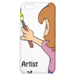 ARtist at work iPhone 5C Covers