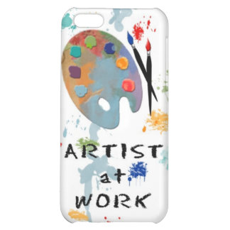Artist At Work Case For iPhone 5C