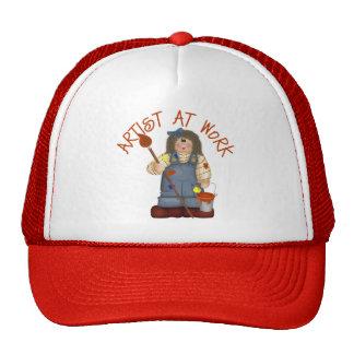 Artist At Work Kids Gift Hat