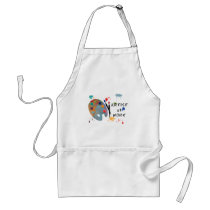 Artist At Work Smock Adult Apron