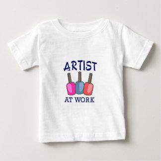 ARTIST AT WORK T SHIRTS