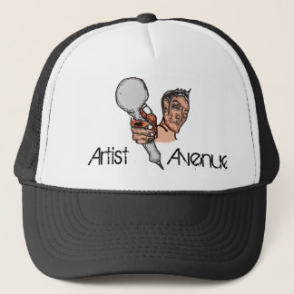 Artist Avenue Trucker Hat
