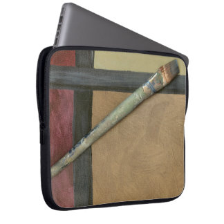 Artist Brush Laptop Sleeve