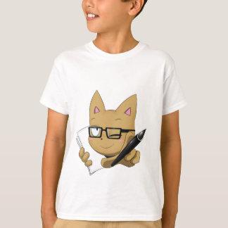 "Artist Cat ""Without Black Block"" T-Shirt"