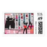 artist club postage