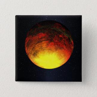 Artist concept of Kepler-10b Button