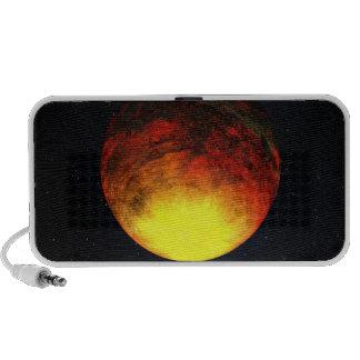 Artist concept of Kepler-10b Speaker