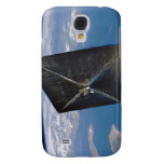 Artist concept of NanoSail-D in space Galaxy S4 Cover