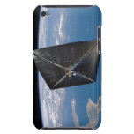 Artist concept of NanoSail-D in space iPod Touch Case-Mate Case