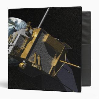 Artist Concept of the Lunar Reconnaissance Orbi 2 Binder