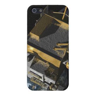 Artist Concept of the Lunar Reconnaissance Orbi 2 Case For iPhone SE/5/5s