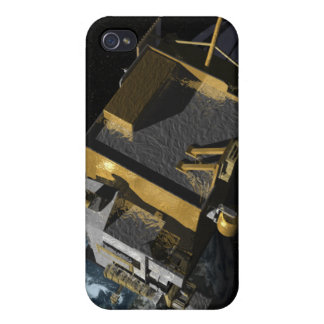 Artist Concept of the Lunar Reconnaissance Orbi 2 Cover For iPhone 4