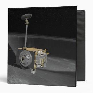 Artist Concept of the Lunar Reconnaissance Orbi 3 3 Ring Binder