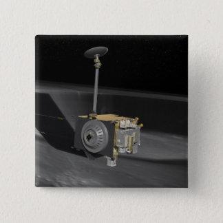Artist Concept of the Lunar Reconnaissance Orbi 3 Pinback Button