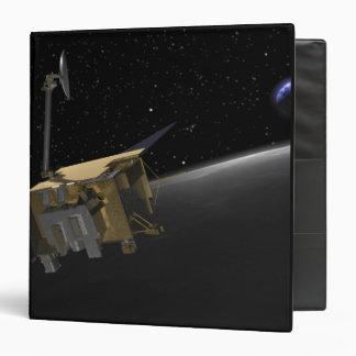Artist Concept of the Lunar Reconnaissance Orbi 4 3 Ring Binder
