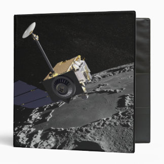 Artist Concept of the Lunar Reconnaissance Orbi Vinyl Binders