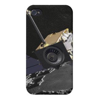 Artist Concept of the Lunar Reconnaissance Orbi iPhone 4/4S Cases