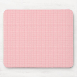 Artist created CRYSTAL pink rose TEMPLATE Blank gi Mouse Pad