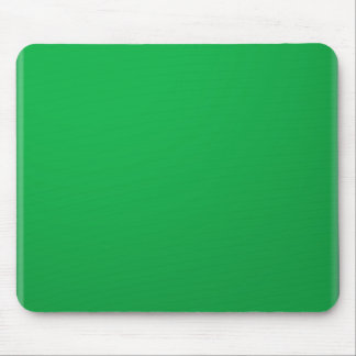 Artist created Green Shade: Add text Greeting |Img Mouse Pad