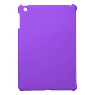 Artist created Purple Color Tone: Add txt n image iPad Mini Cover