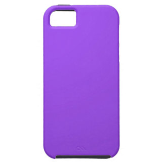 Artist created Purple Color Tone: Add txt n image iPhone SE/5/5s Case