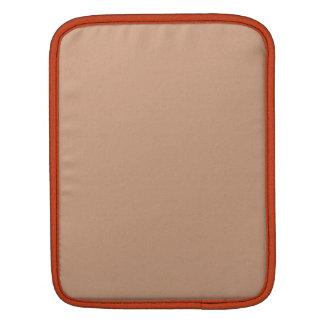 Artist Created Suade look Acrylic Color Pallet iPad Sleeve