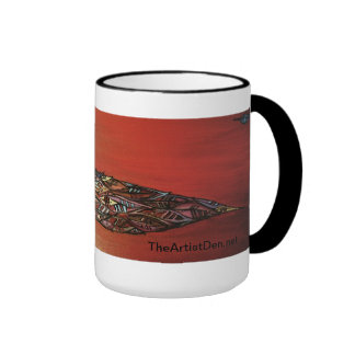 Artist Den Coffee Mug