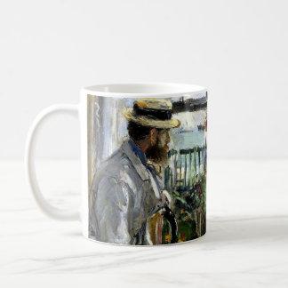Artist Eugene Manet 1875 Coffee Mug
