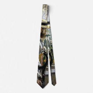 Artist Eugene Manet 1875 Tie