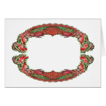 Artist for BORDERS - Wedding Event Planner Gifts Greeting Card