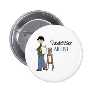Artist Gift Buttons