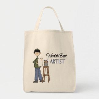 Artist Gift Canvas Bags