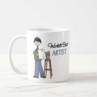 Artist Gift Classic White Coffee Mug