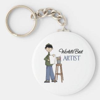 Artist Gift Key Chain