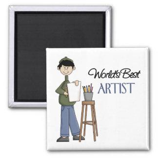 Artist Gift Magnets