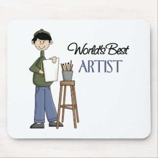 Artist Gift Mouse Pad