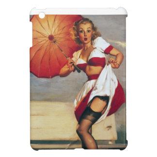 Artist Gil Elvgren iPad Mini Cases