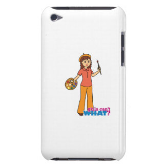 Artist-girl 2 iPod touch cover