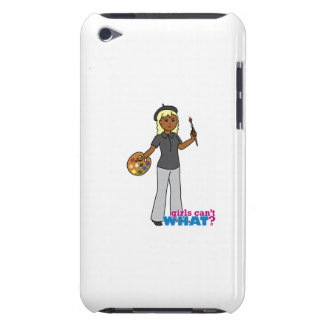 Artist-girl 4 barely there iPod covers