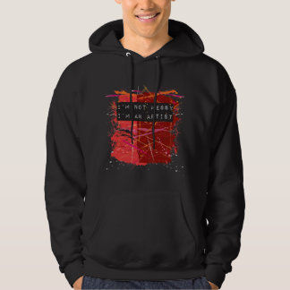 Artist Hooded Sweatshirt