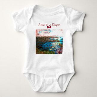 Artist in a Diaper, Saltmarsh T-shirt