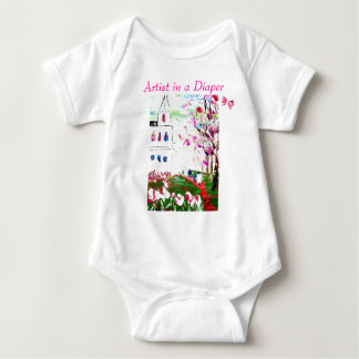 Artist in a Diaper, Souls In Bloom T-shirt