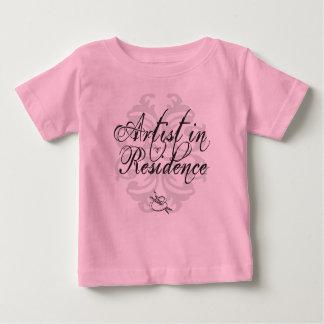 """""""Artist in Residence"""" Infant T-shirt"""