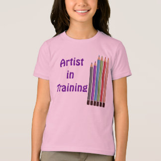 Artist in training T-Shirt