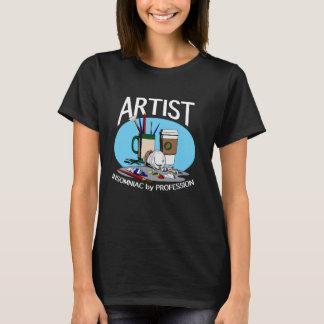 Artist: Insomniac by Profession (dark) T-Shirt