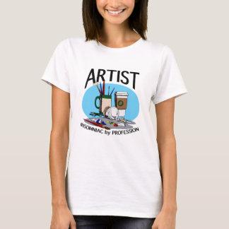 Artist: Insomniac by Profession (light) T-Shirt