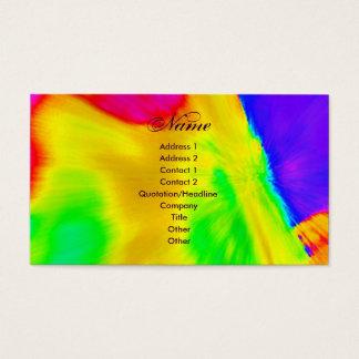 """Artist IV"" Profile Card"
