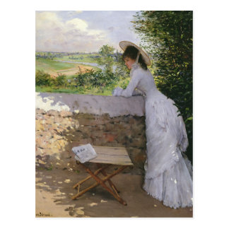 Artist Jean Beraud Postcard