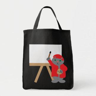 Artist Kitty Bag